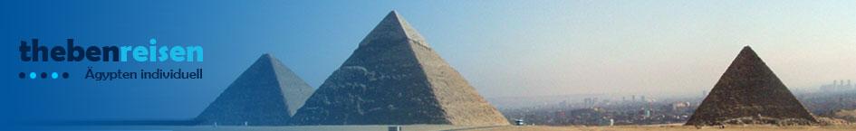 Theben Reisen Ägypten